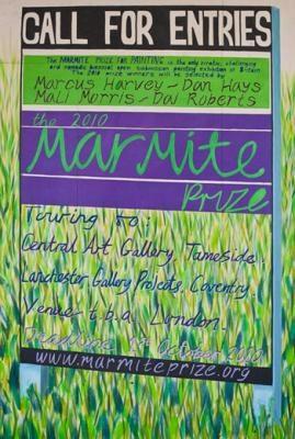 THE MARMITE PRIZE 2010