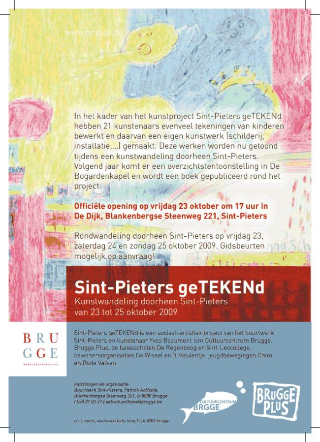 Sint-Pieters Getekend 09
