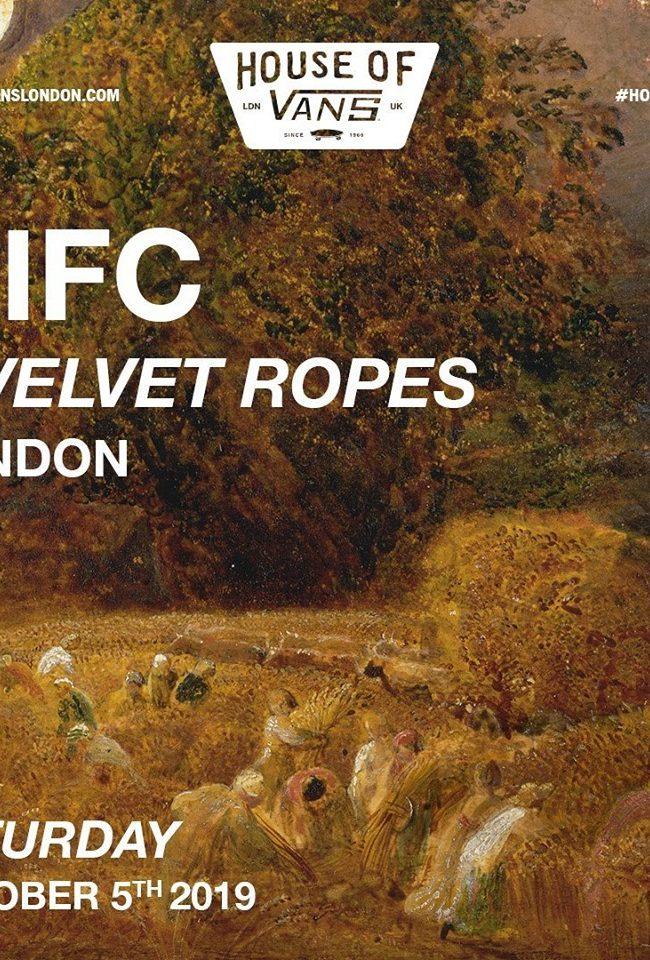 GIFC Velvet Ropes series
